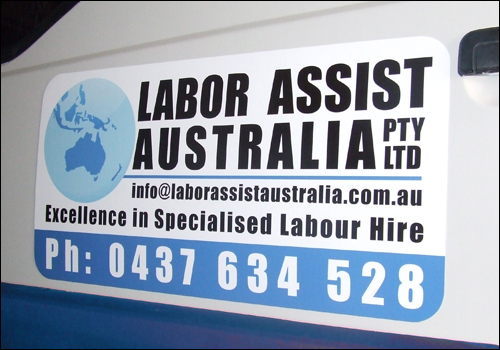 Car Magnets Gallery Page - Custom car magnets australia